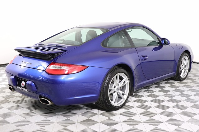 Certified Pre-Owned 2011 Porsche Carrera Coupe