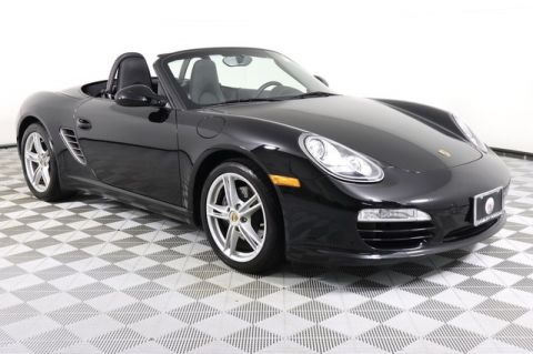 Certified Pre-Owned 2010 Porsche Boxster