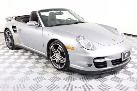 Pre-Owned 2009 Porsche 911 Turbo Cabriolet