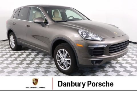 Pre-Owned 2016 Porsche Cayenne Base